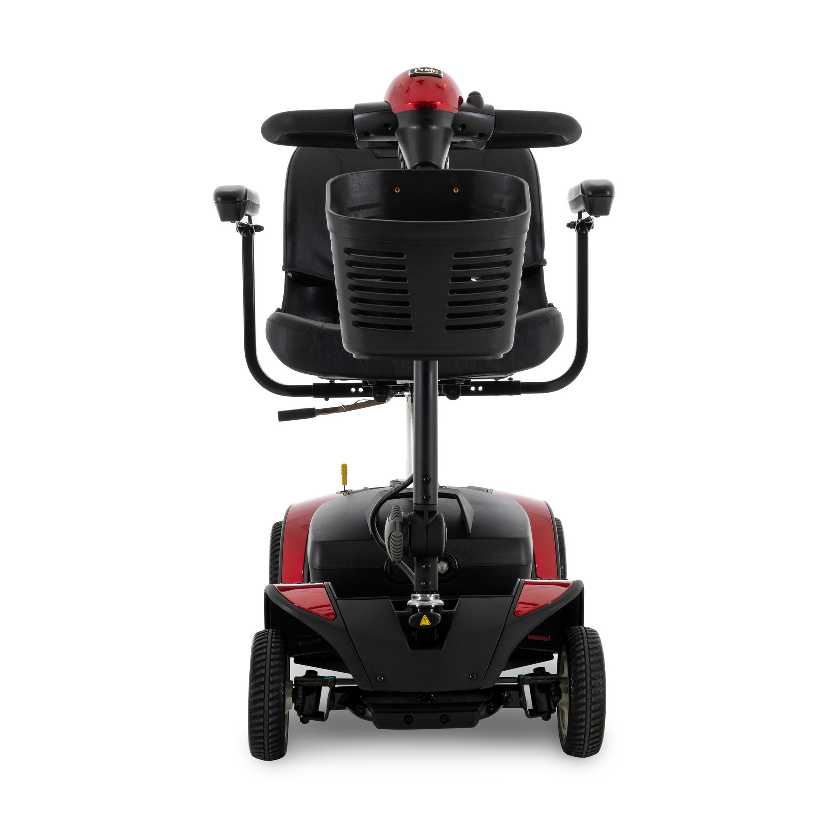 Pride Go-Go Elite Traveller 4-Wheel Scooters