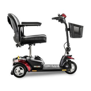 Pride Go-Go Elite Travellers 3-Wheel Scooters