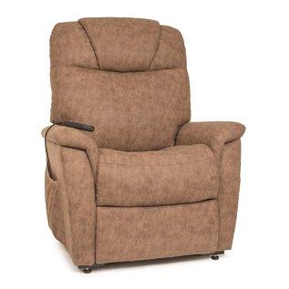 Golden Technologies Siesta Recliner Chair - Color: Timber