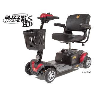 Golden Technologies Buzzaround XLS-HD 4-Wheel Scooters
