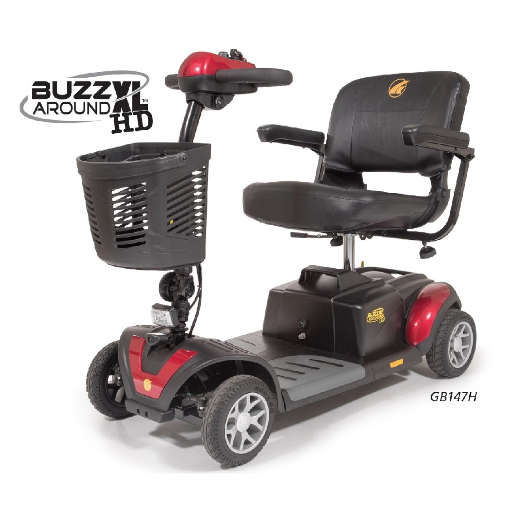 Golden Technologies Buzzaround XL - HD 4-Wheel Scooters