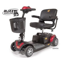 Golden Technologies Buzzaround XL - HD 4-Wheel Scooters
