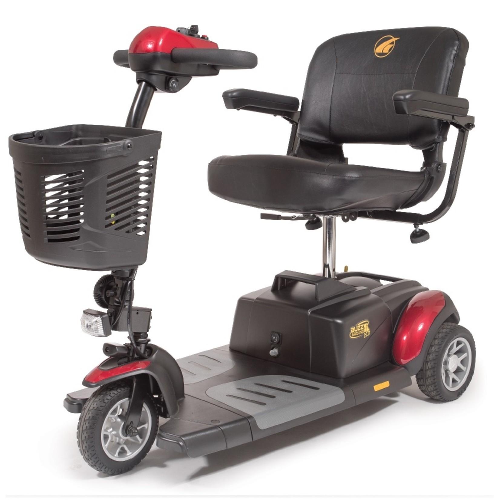 Golden Technologies Buzzaround XL - HD 3-Wheel Scooters