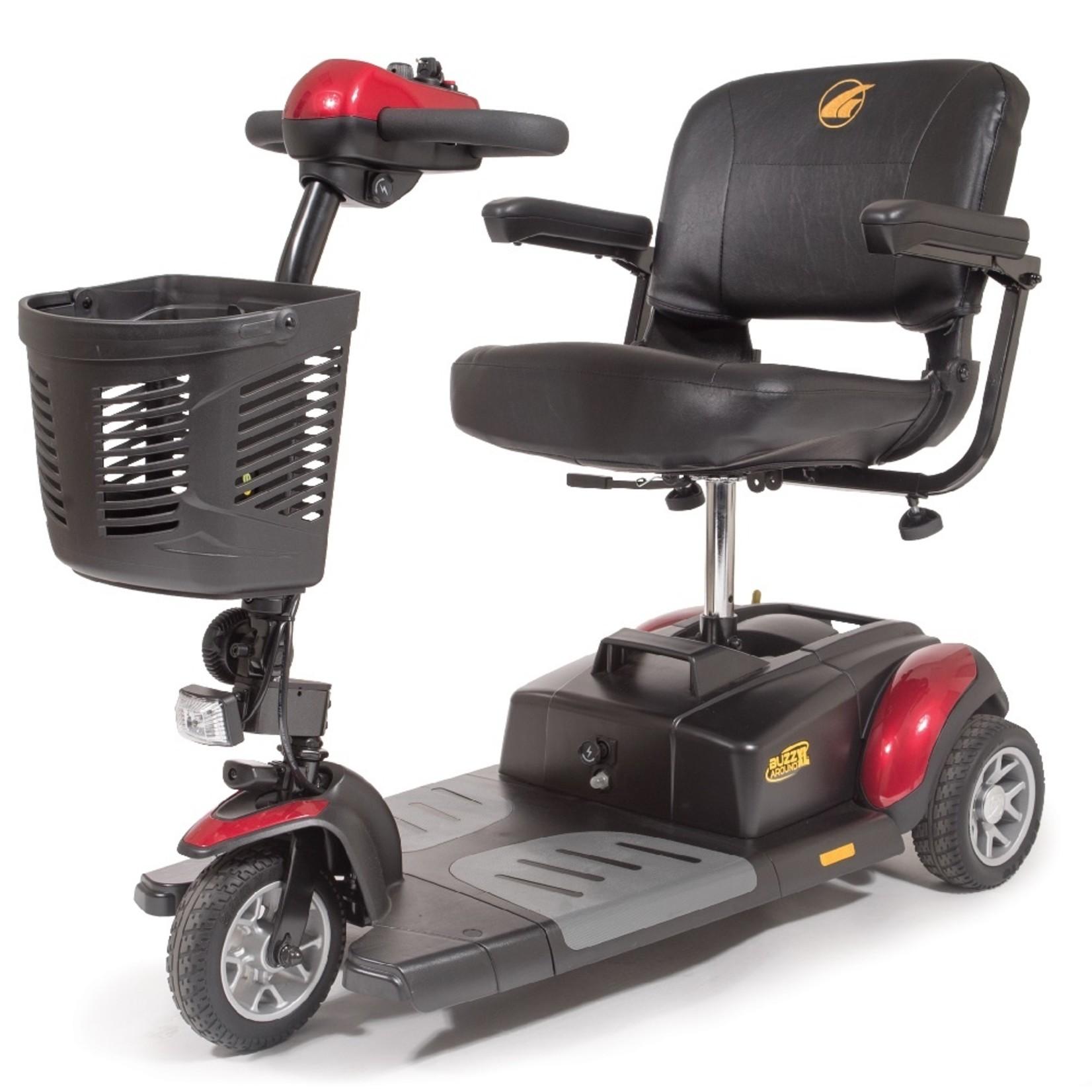 Golden Technologies Buzzaround XL 3-Wheel Scooters