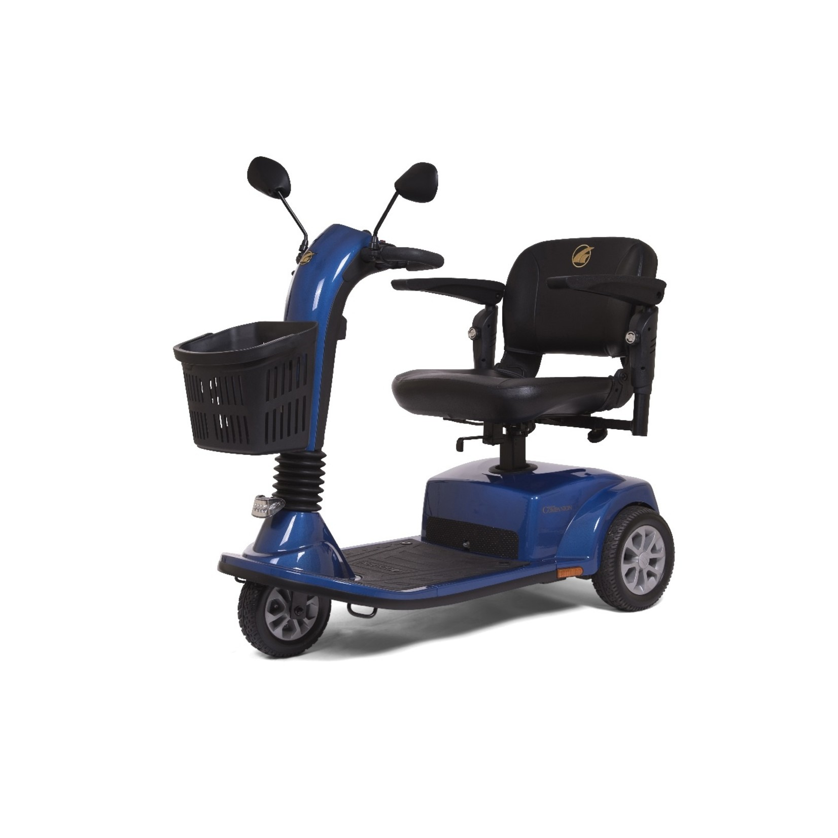 Golden Technologies Companion Full-Size 3-Wheel Scooters