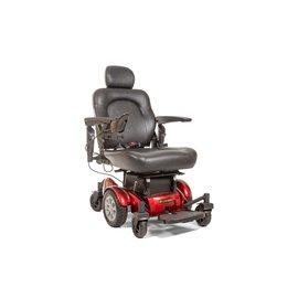 Golden Technologies Compass HD Center-Wheel Drive-Red Power Chair