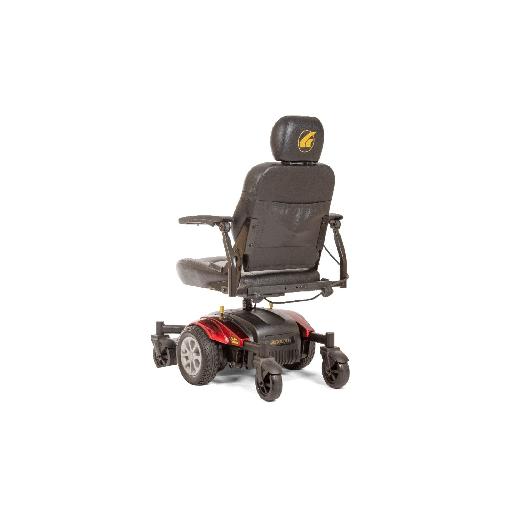 Golden Technologies Compass Sport-Red Power Chair