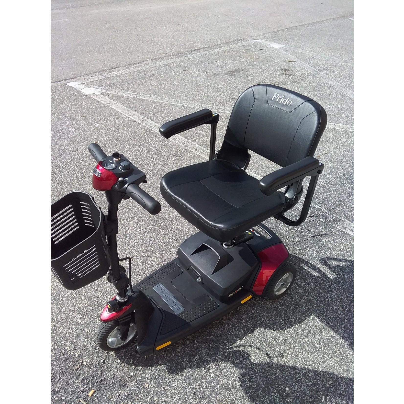 Pre-owned - GoGo Elite Traveler 3 Wheel