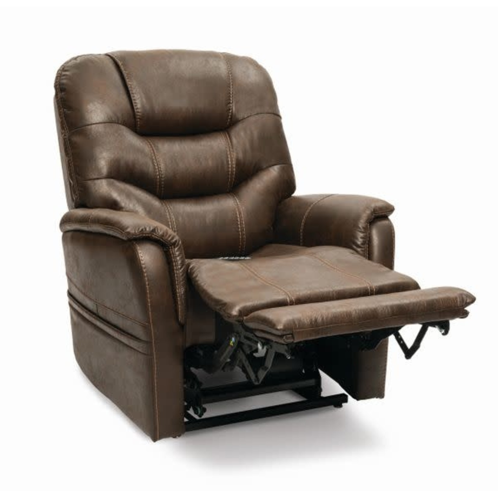 Pride Pre-owned Elegance Lift Chair Large Badlands Walnut