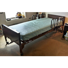 Pre-Owned Full Electric Hospital Bed