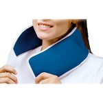 FLA Orthopedics THERMAL WRAP NECK SIZE 4IN X 15INUN BLUE