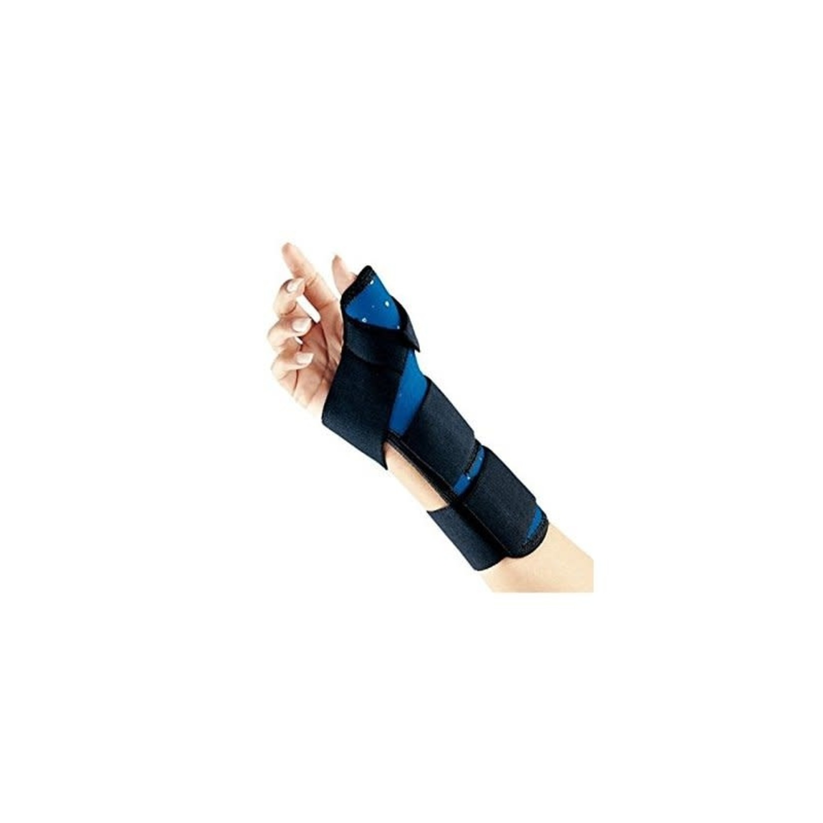 FLA Orthopedics SOFT FIT THUMB SPICA NAVY UN