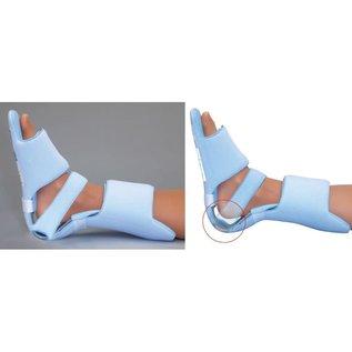 FLA Orthopedics HEALWELL SOFT EASE MULTI AFO/HEEL SUSPENDER BLUE LG/XL