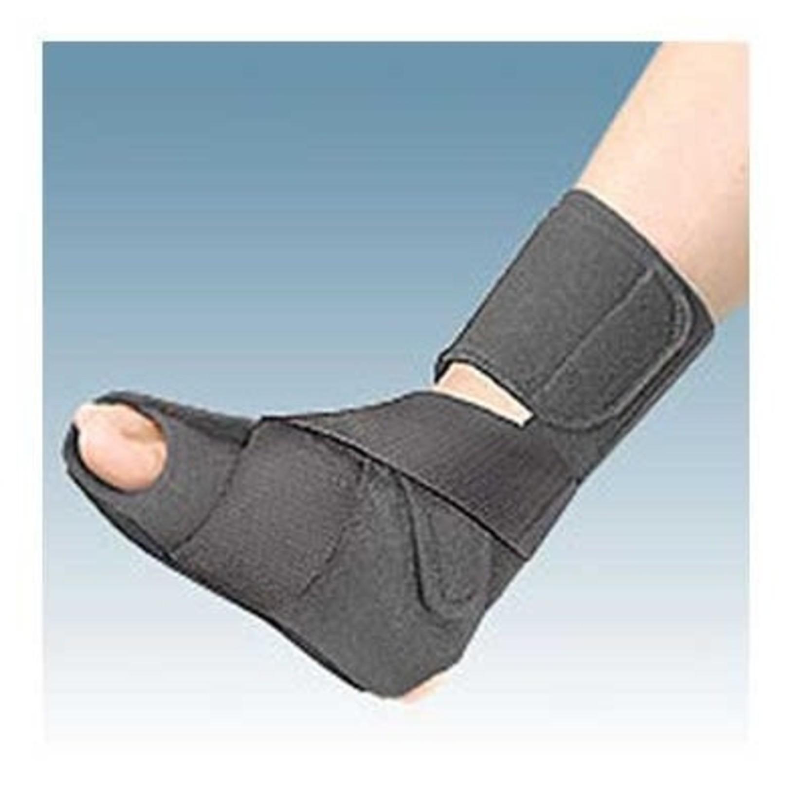 FLA Orthopedics HEALWELL AFO NIGHT WRAP BLACK SM/MD