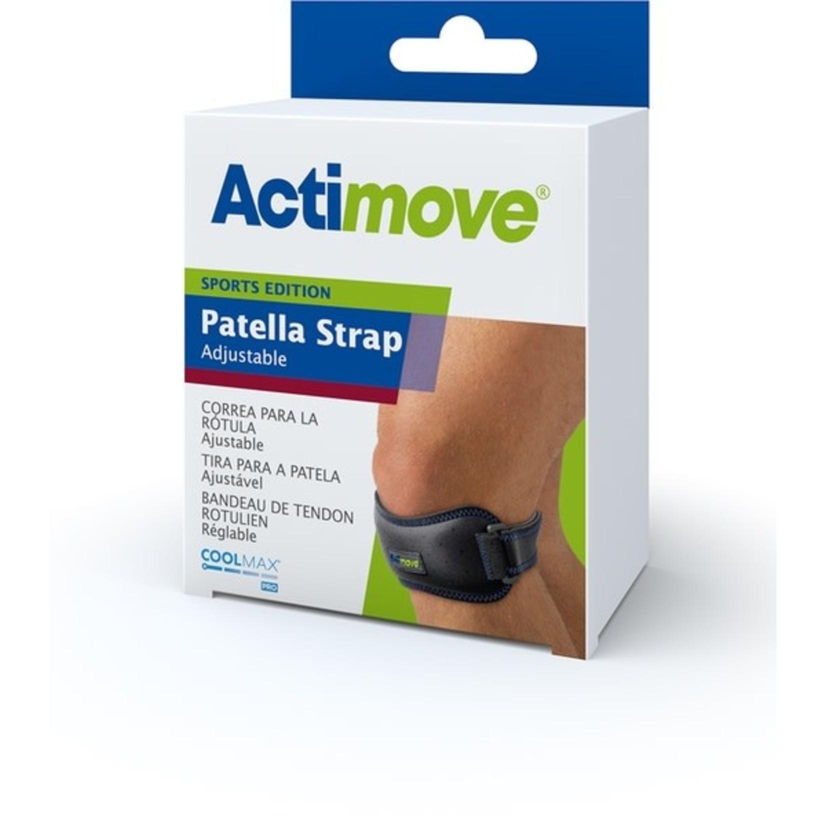 Actimove Actimove Patella Strap Adjustable Universal Black