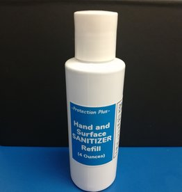 Hand & Surface Sanitizer Spray Refill - 70% - 4 oz