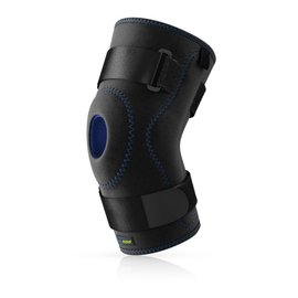Actimove Actimove Knee Brace Adjustable Horseshoe, Simple Hinges, Condyle Pads