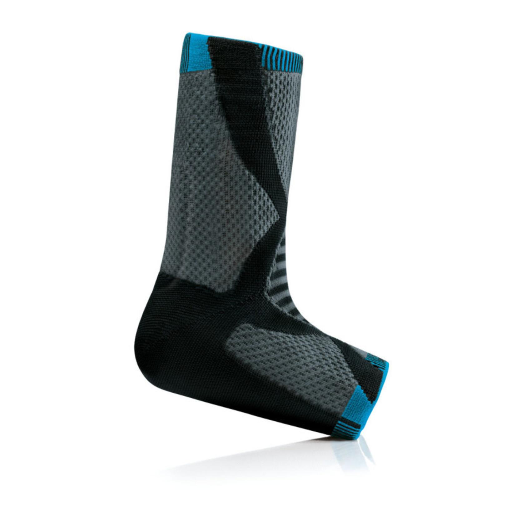 FLA Orthopedics PROLITE 3D ACHILLES TENDON SUPPORT CHARCOAL