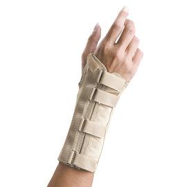 FLA Orthopedics SOFT FORM ELEGANT WRIST SUPPORT LEFT BEIGE
