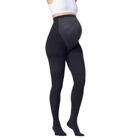 JOBST JOBST Maternity Opaque Waist High Stockings Pantyhose, 15-20