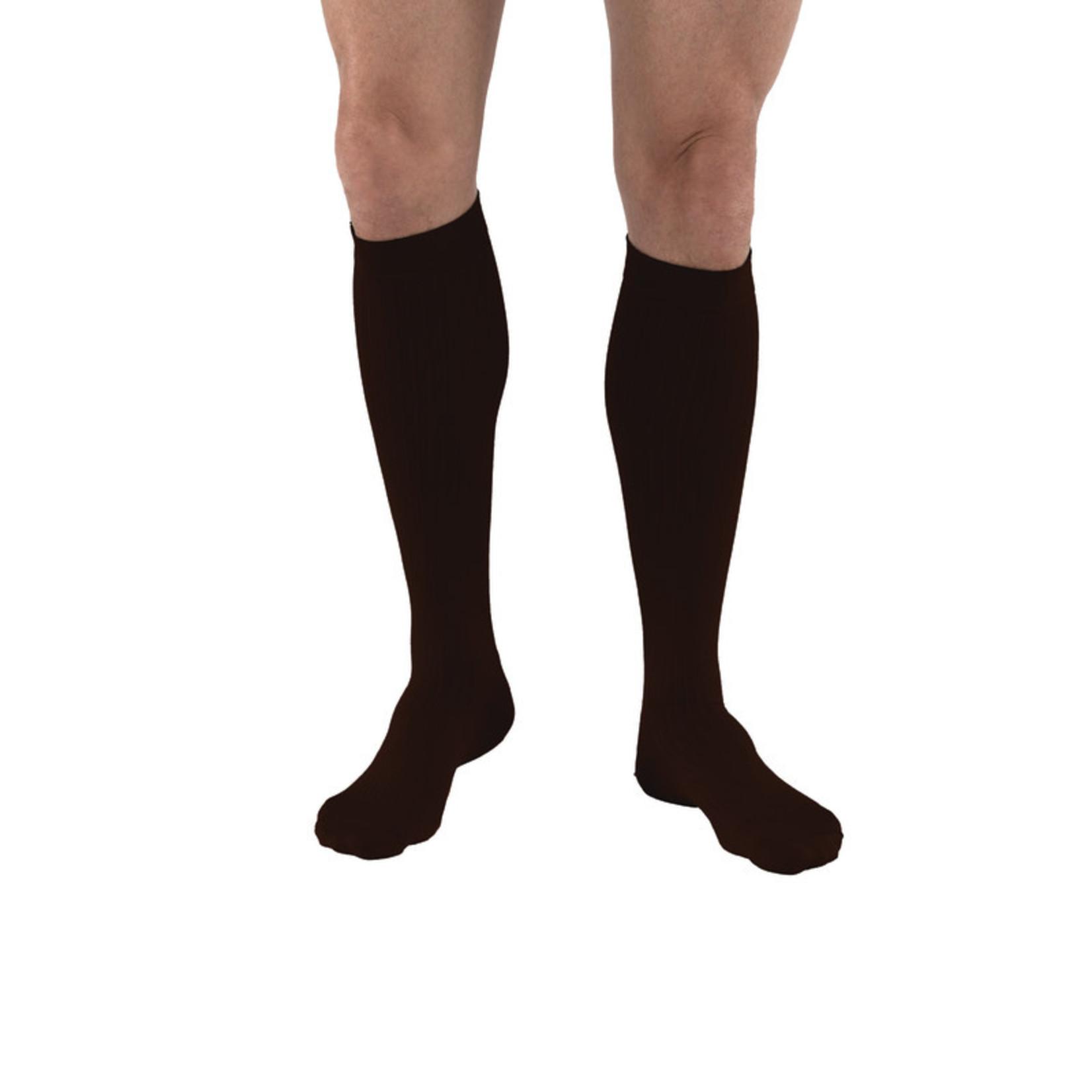 JOBST JOBST MENS DRESS KNEE CLOSED TOE 8-15 mmHg