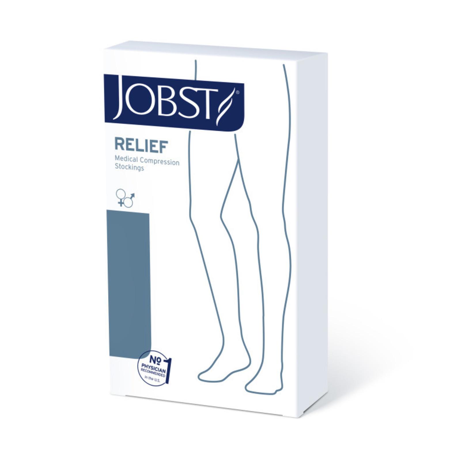 JOBST JOBST Relief Right Leg Chap, 20-30 mmHg Open