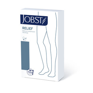 JOBST JOBST Relief Compression Right Leg Chap, 20-30 mmHg Open