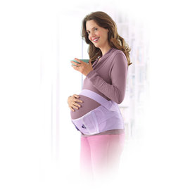 FLA Orthopedics PROLITE MATERNITY BELT LAVENDER