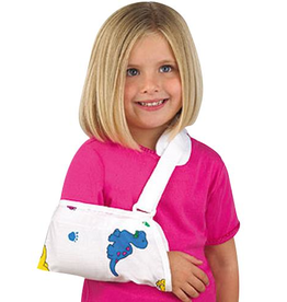 FLA Orthopedics Pediatric Cradle Arm Sling