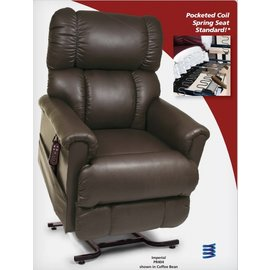 Golden Technologies Imperial Lift Chair Color Coffee Bean (Brisa Fabric)