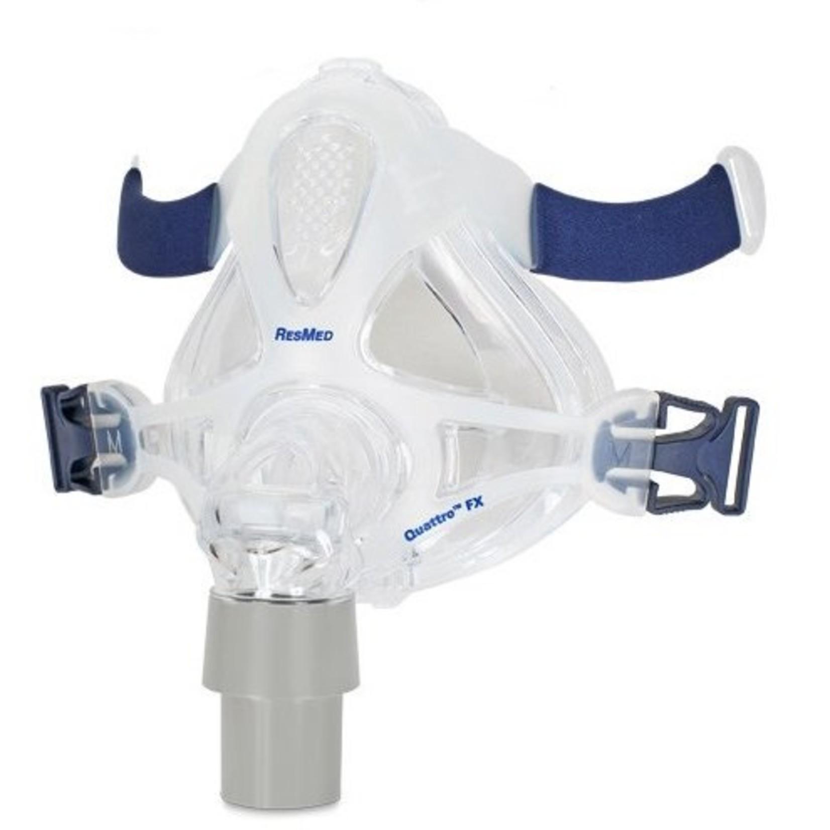 Quattro FX Full Face CPAP Mask w/Headgear