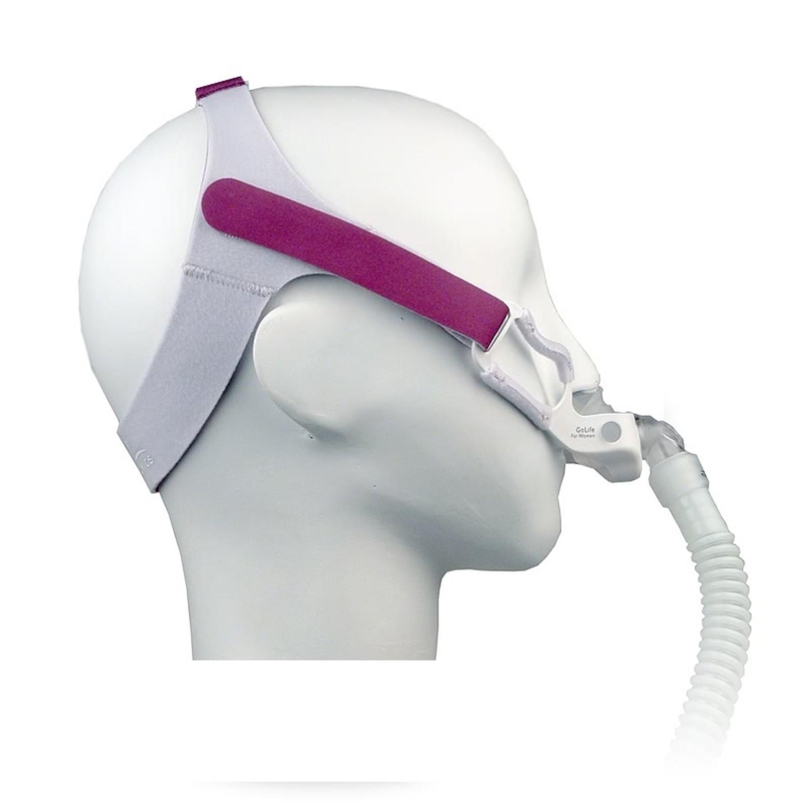 RESPIRONICS GoLife for Women Nasal Pillow  CPAP Interface