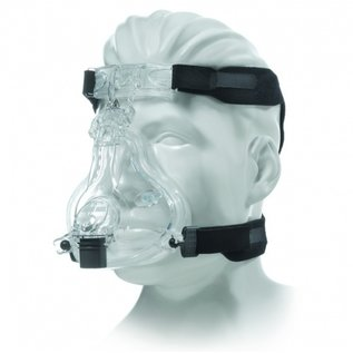 RESPIRONICS ComfortFull 2 Full Face CPAP Mask W/Headgear MD