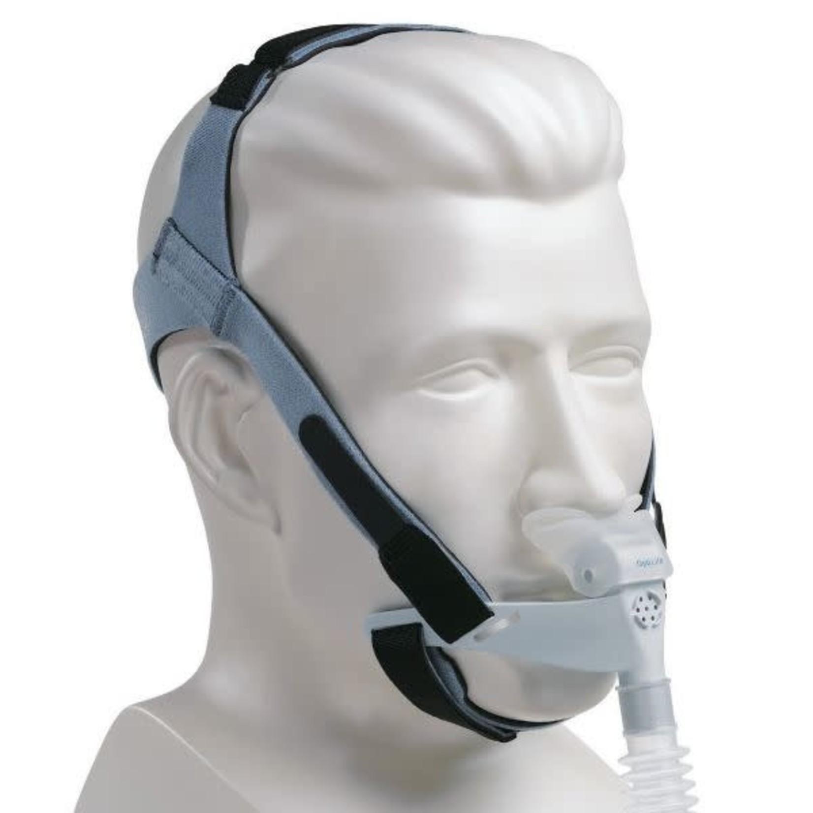 RESPIRONICS Optilife Nasal Pillow CPAP Mask w/Headgear