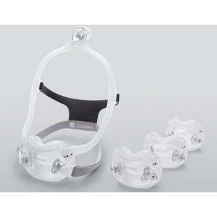RESPIRONICS DreamWear Full Face CPAP  Mask Fit Pack