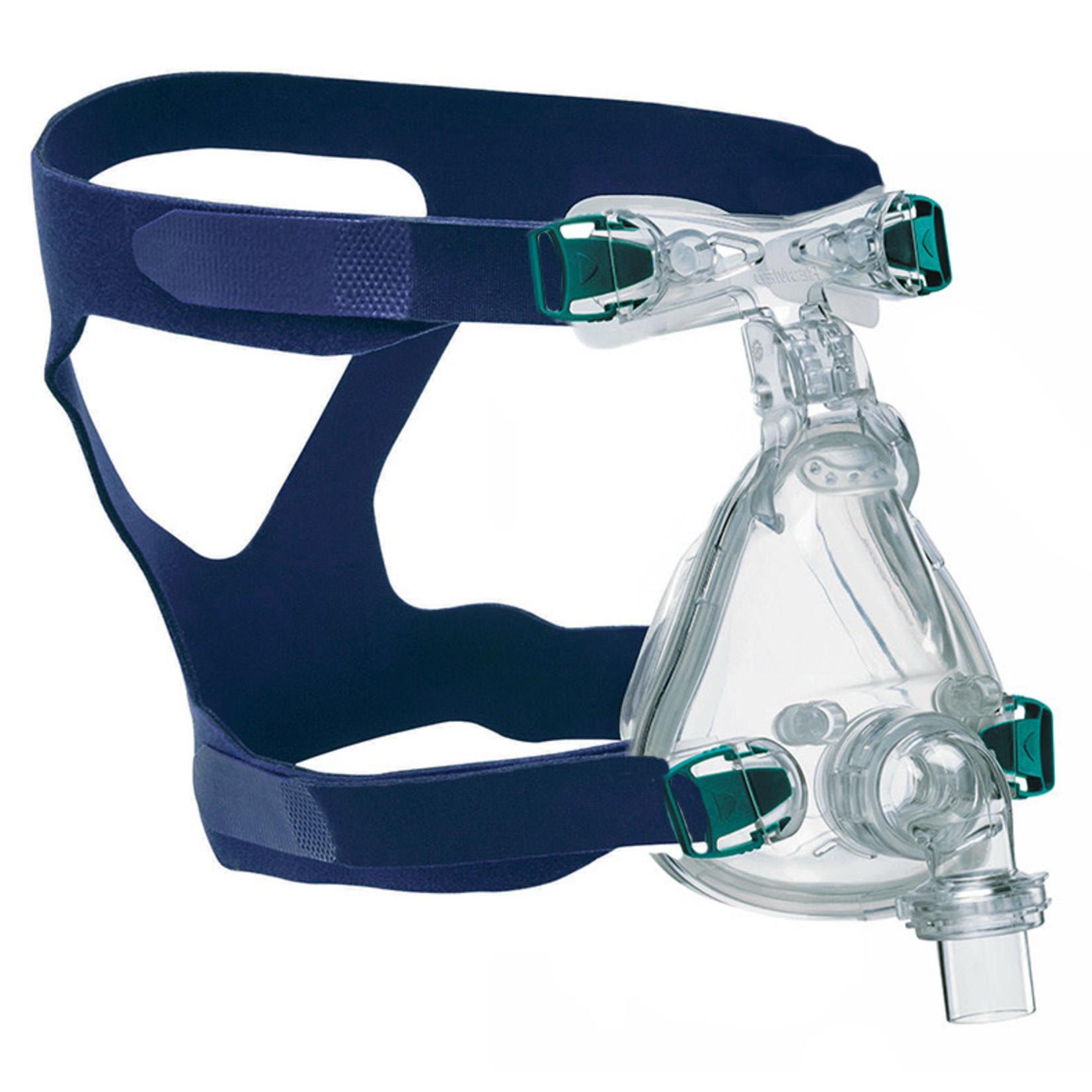 Ultra Mirage Full Face CPAP Mask w/Headgear
