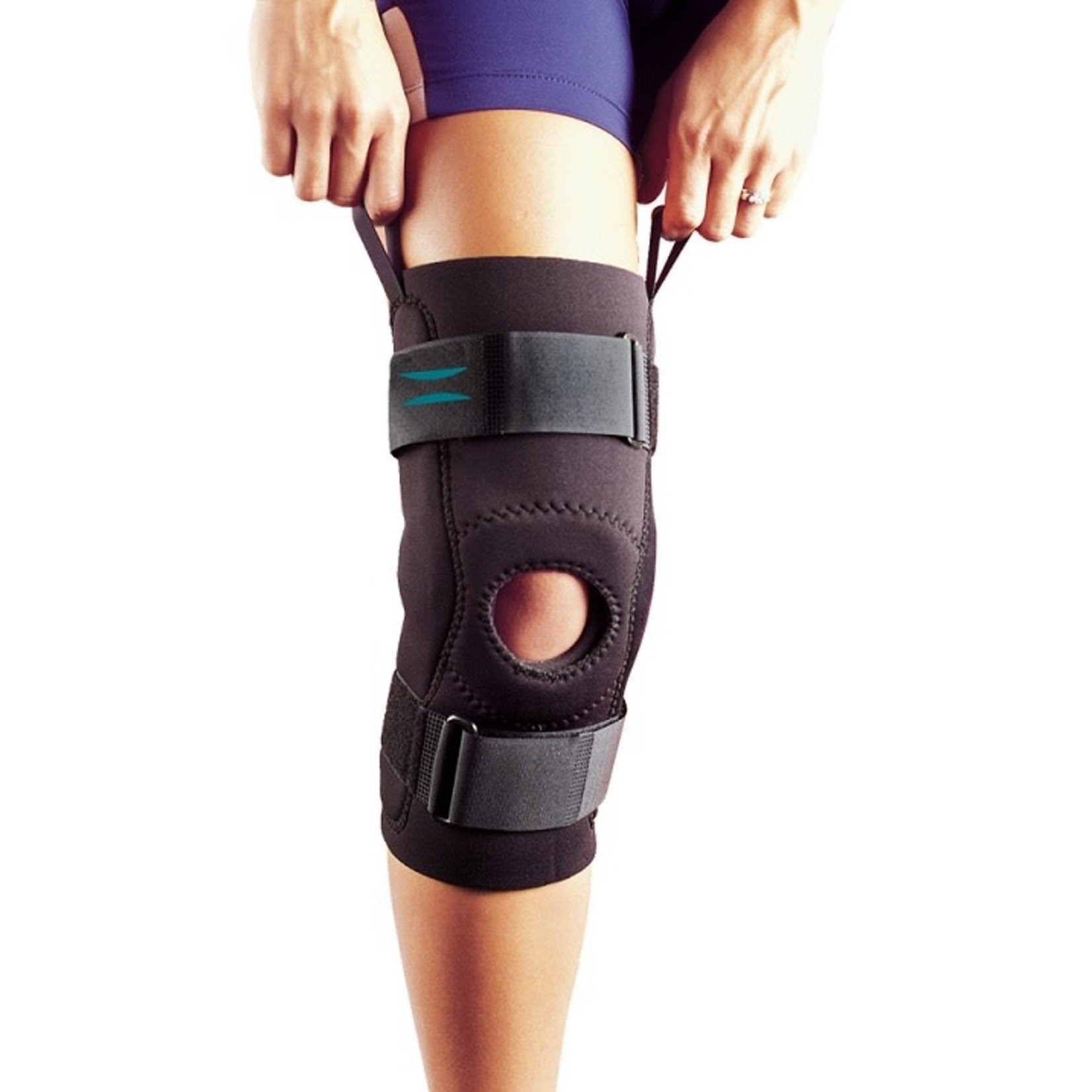 Hely & Weber UNIVERSAL BUTTRESS HINGED PATELLA STABILIZER