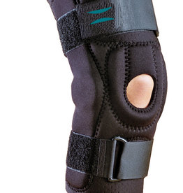 Hely & Weber INFERIOR U BUTTRESS HINGED PATELLA STABILIZER