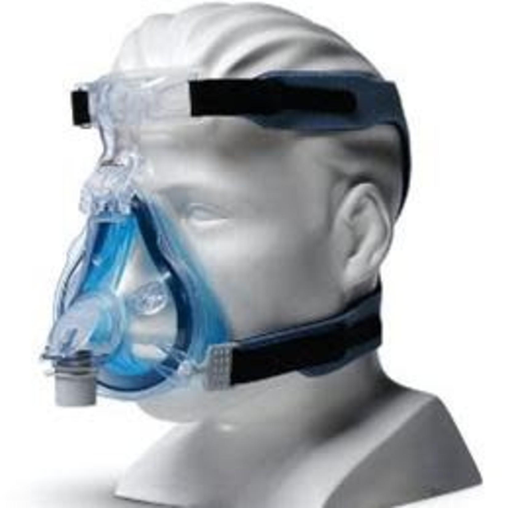 RESPIRONICS ComfortGel Full face CPAP Mask w/ Headgear Small