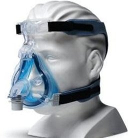 RESPIRONICS ComfortGel Full face CPAP Mask w/ Headgear Small