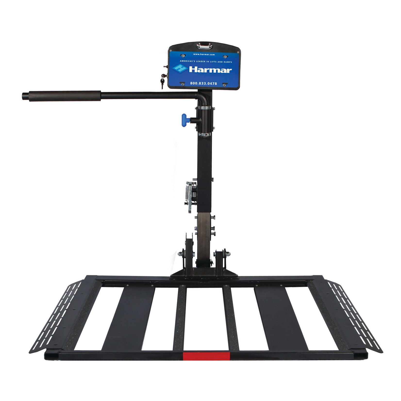 Harmar Mobility AL560XL Automatic Extra Large Universal Power Wheelchair Lift