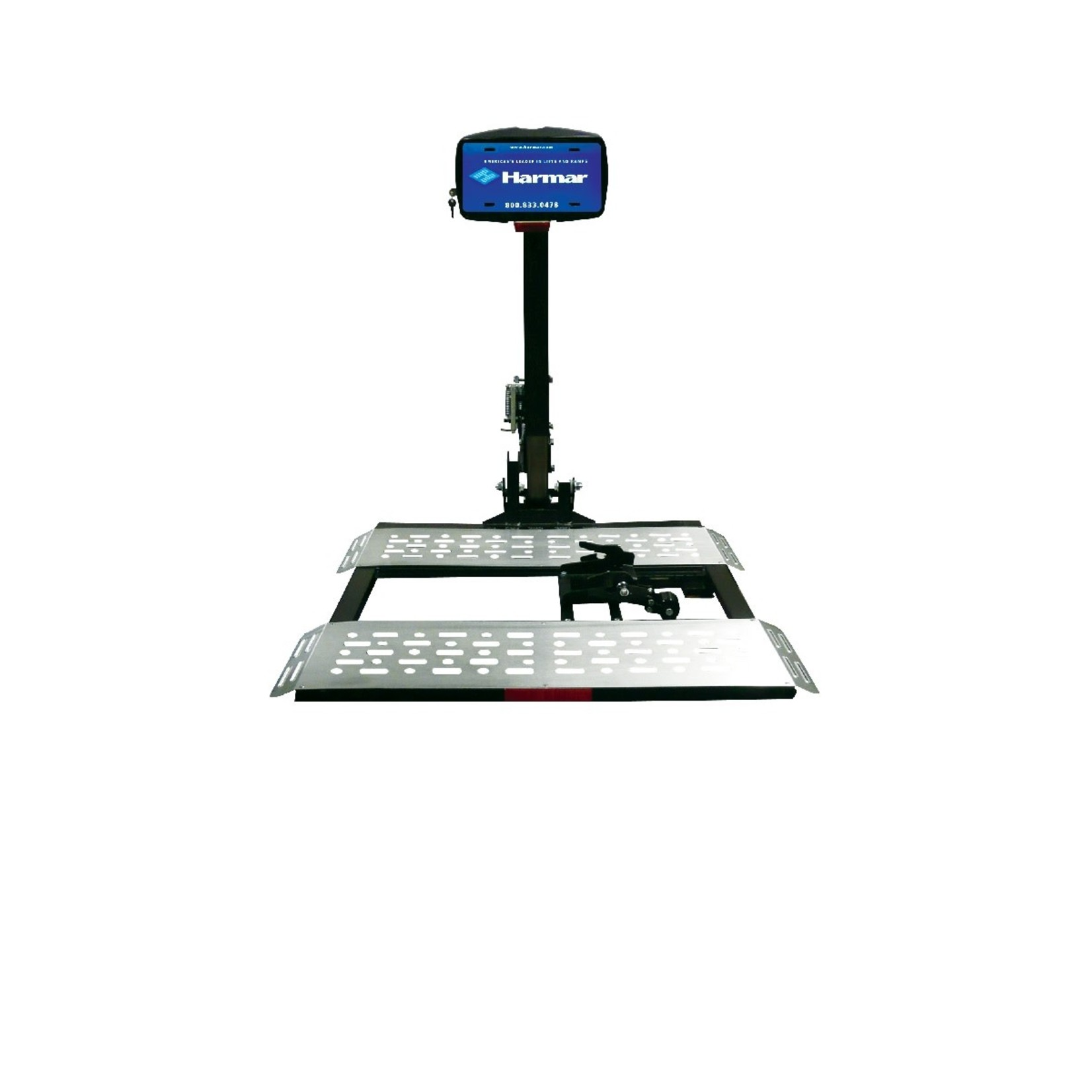 Harmar Mobility AL570 Power Wheelchair Lift w/ Dock-N-Lock