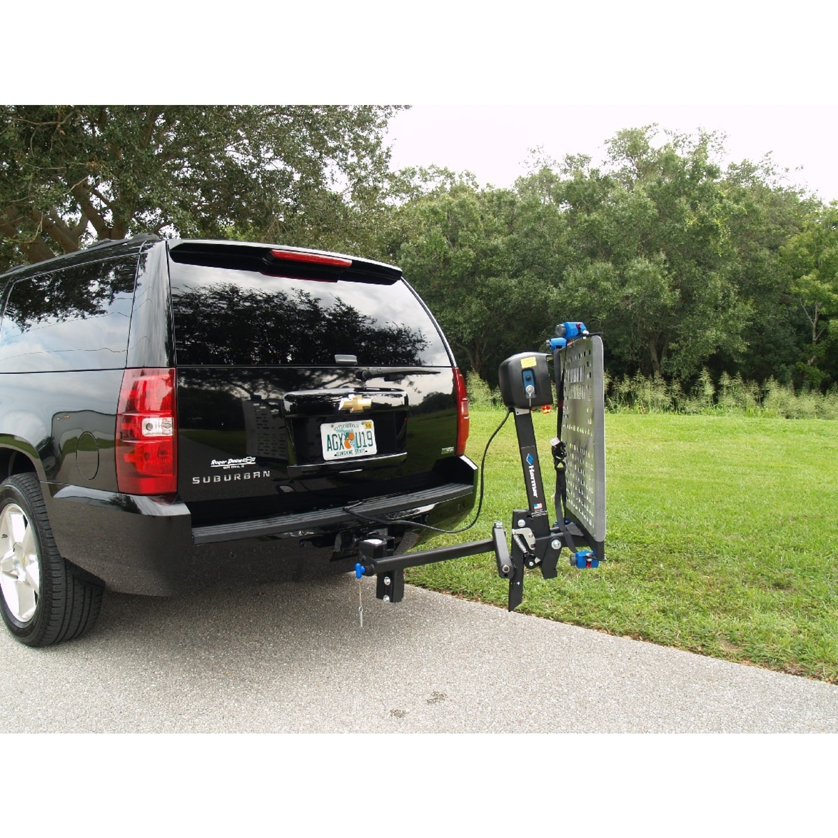 Harmar Mobility AL105L Lightweight Swing-Away Lift