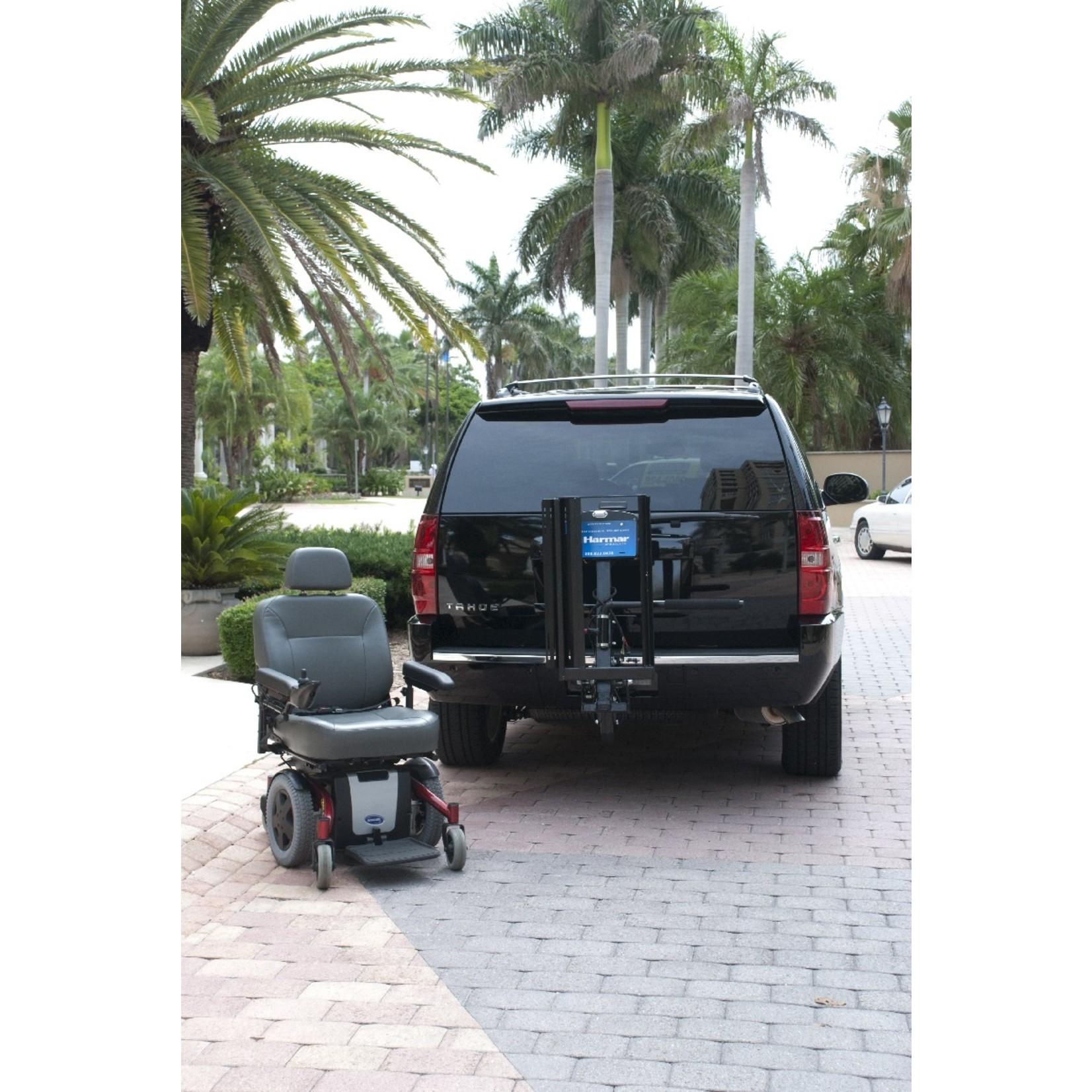Harmar Mobility AL580XL Extra Large Profile MWD Power Wheelchair Lift