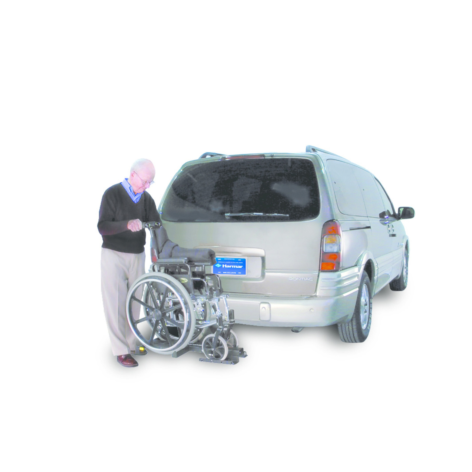 Harmar Mobility AL003 Tilt-n-Tote Lift