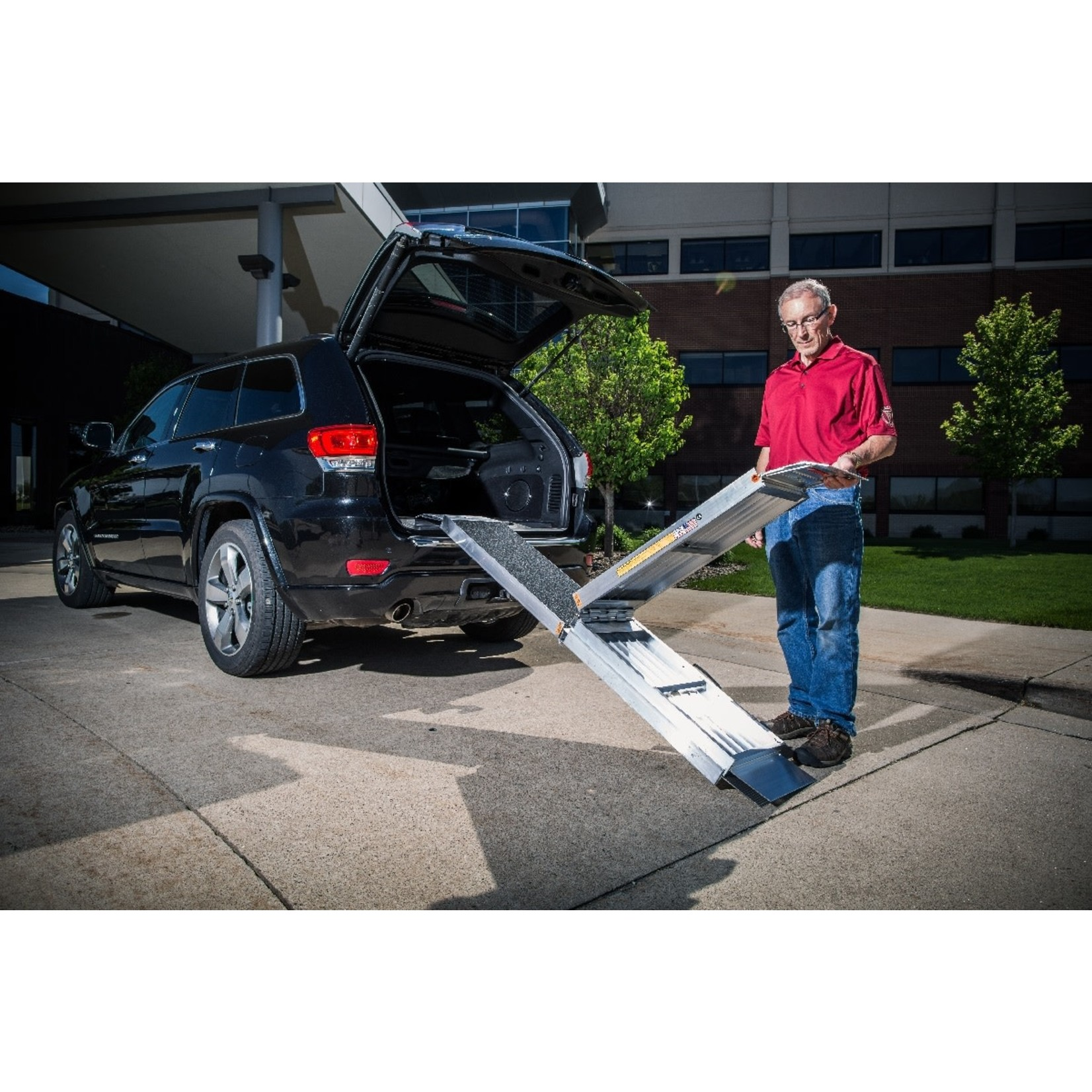 EZ Access SUITCASE® TRIFOLD® AS RAMP - TFAS10