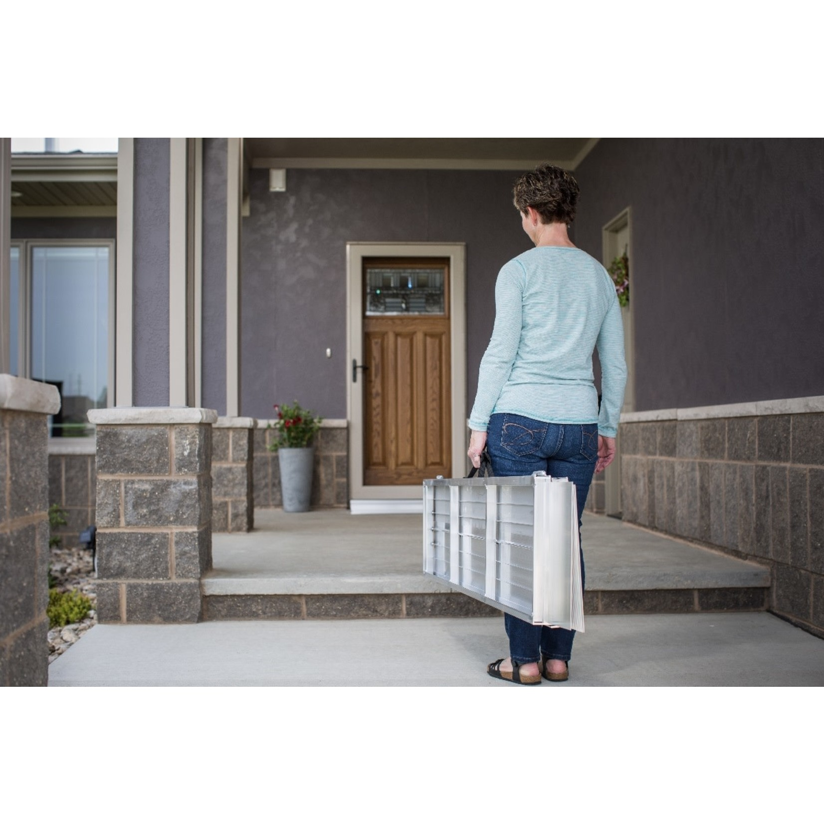 EZ Access SUITCASE® SINGLEFOLD RAMP -SF08