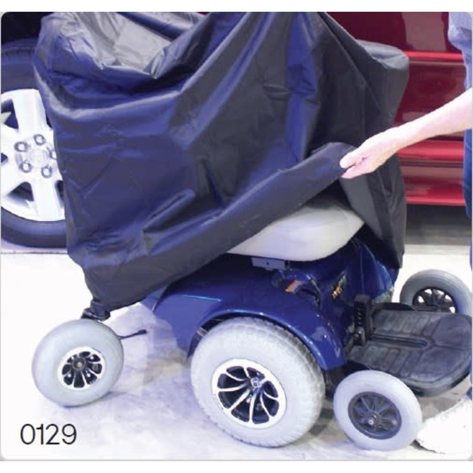 EZ Access EZ-ACCESSORIES® Scooter and power chair covers
