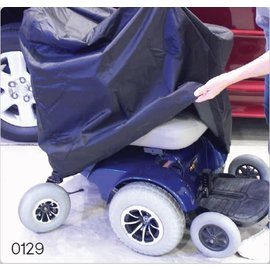 EZ Access EZ-ACCESSORIES® SCOOTER AND POWERCHAIR COVERS - POWER CHAIR COVER