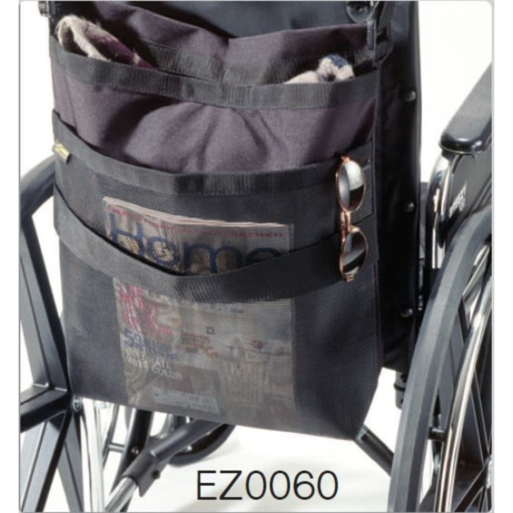 EZ Access EZ-ACCESSORIES® WHEELCHAIR BACK
